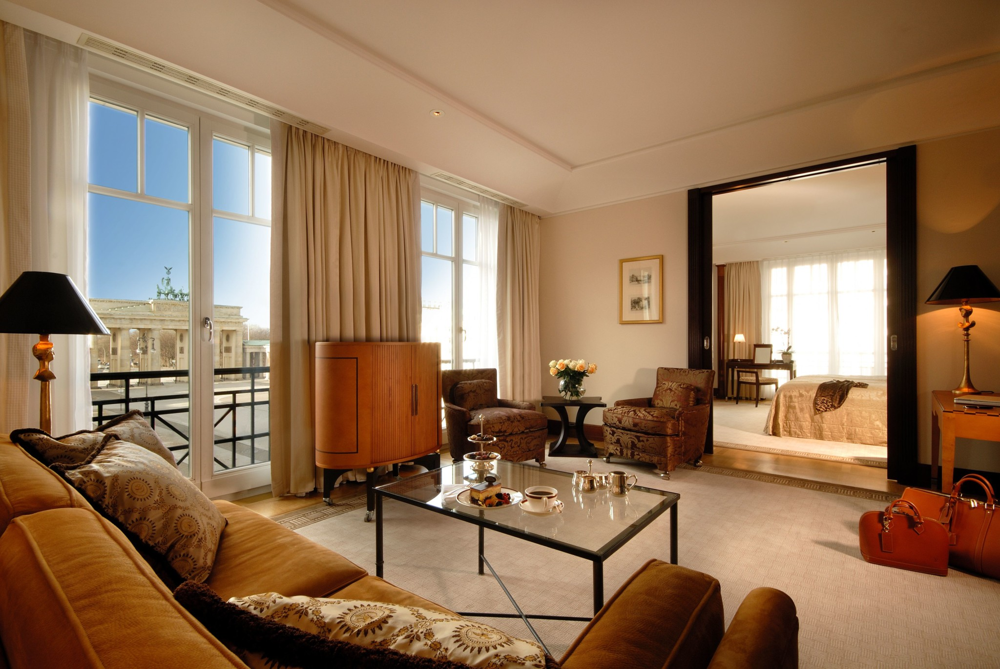 Suite at the Arlon Kempinski