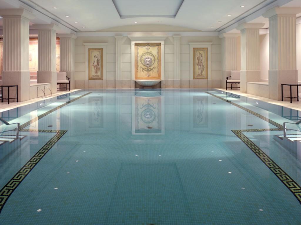 Adlon kempinski berlin exceptional luxury hotel the lux traveller - Indoor swimming pool berlin ...
