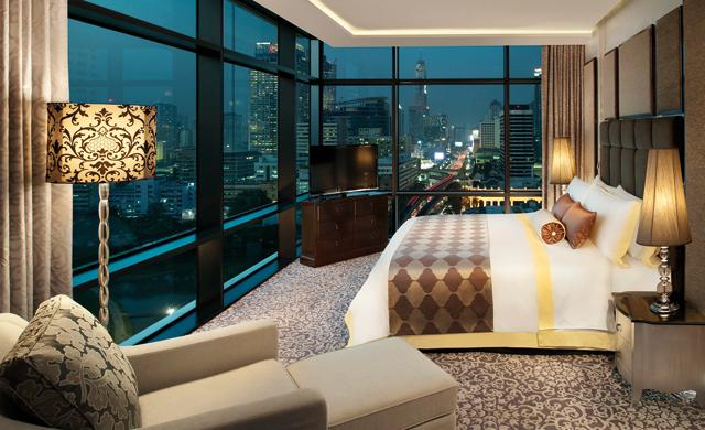 St regis bangkok excellent luxury hotel the lux traveller - Plus belle chambre du monde ...