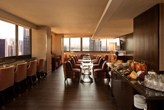 Club Lounge Sheraton New York