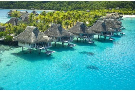 Hilton+Bora+Bora+Nui+Resort+Villas