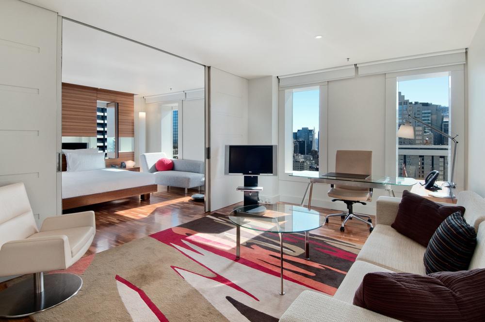 Hilton Relaxation Room Sydney