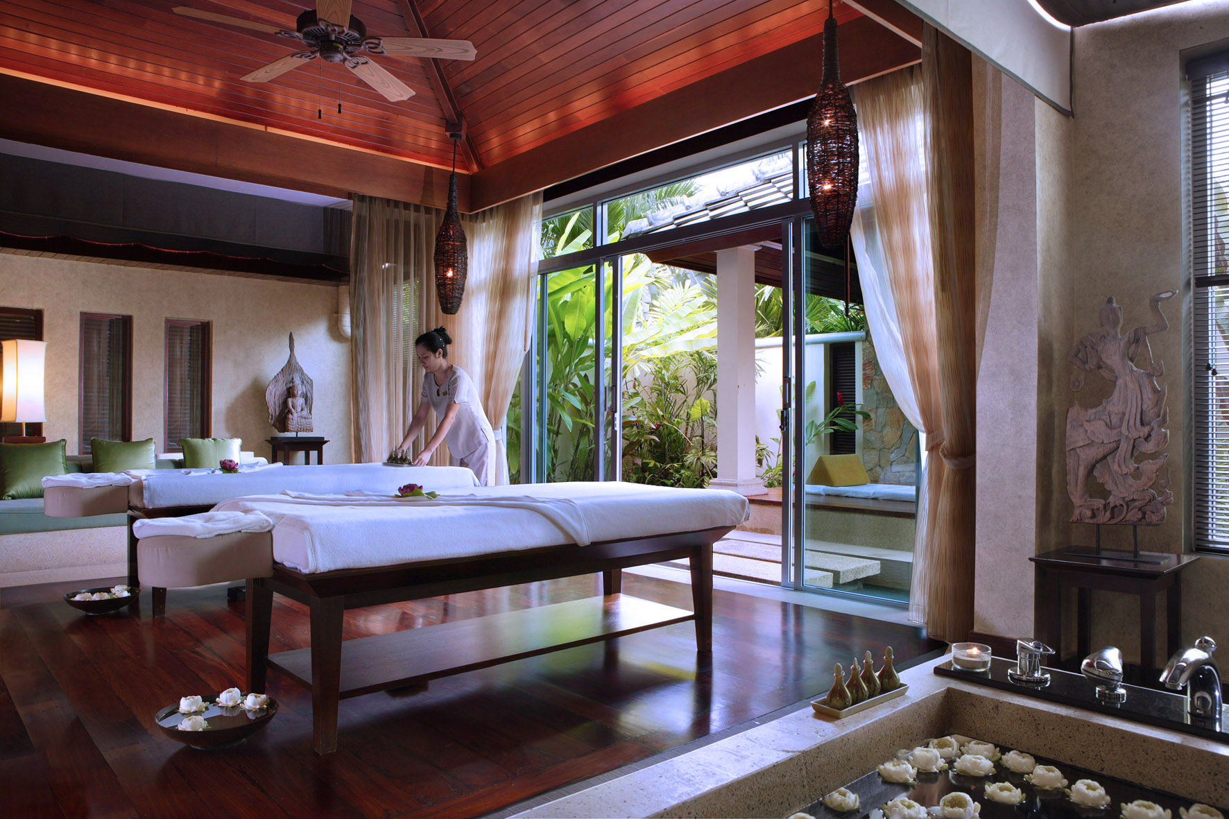 LM Khaolak Le Spa-Treatment Villa +therapist-H