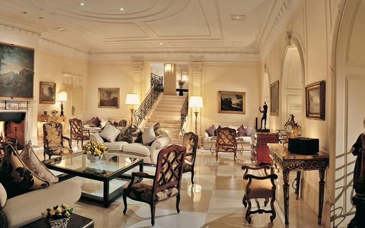 Hotel eden rome elegant 5 hotel near the spanish steps the lux traveller - Hotel eden en roma ...