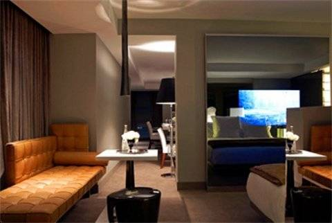 Suite at SLS Hotel Beverly Hills, LA