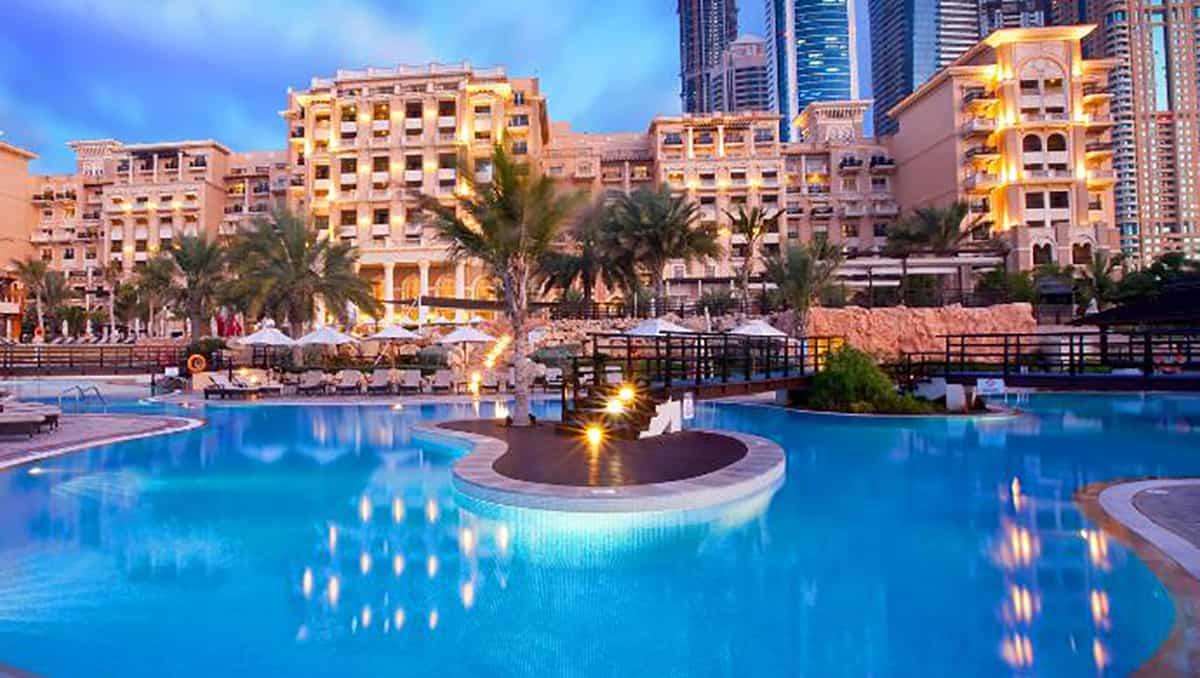 The westin dubai mina seyahi resort better than 5 stars for Best hotels in dubai for couples