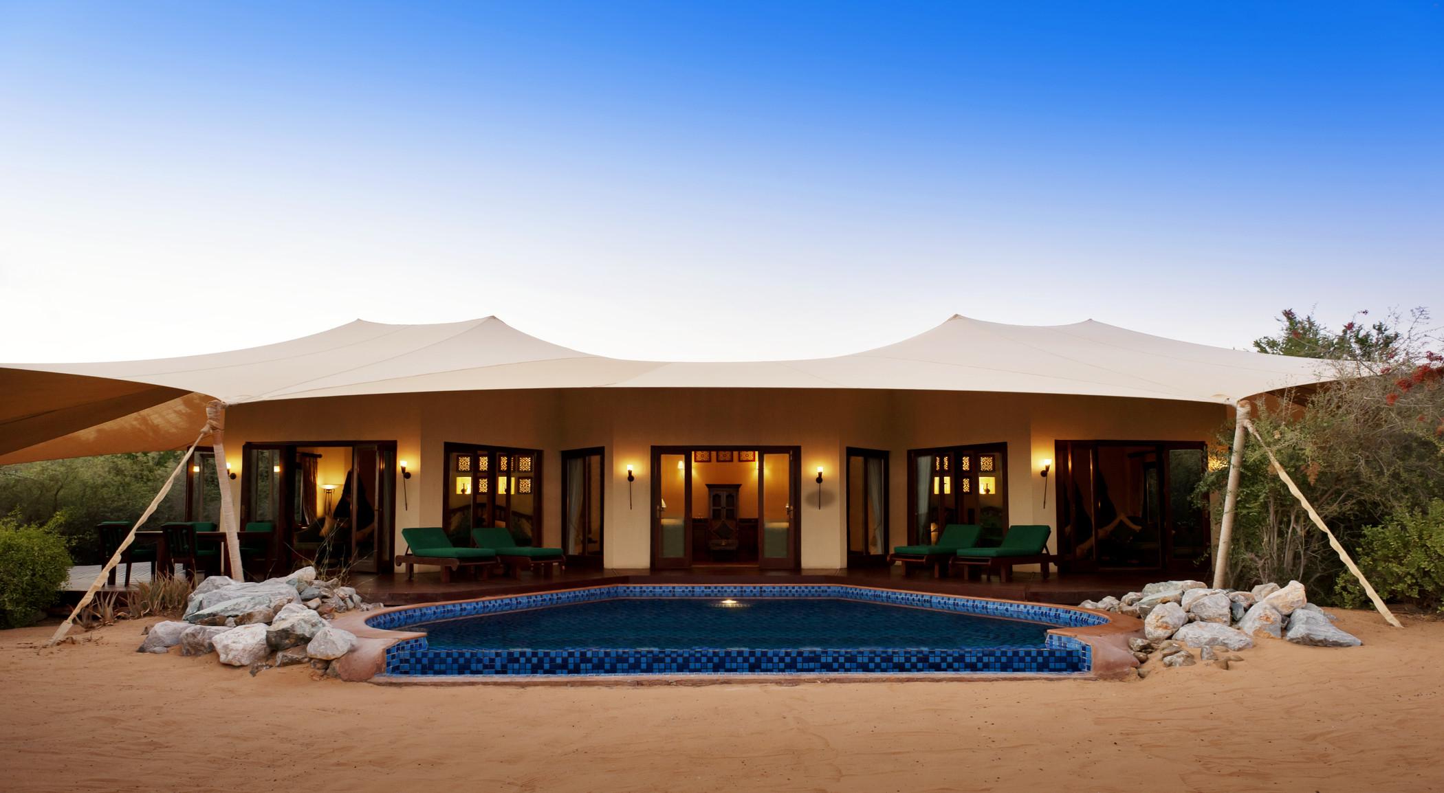 Al Maha-Royal Suite - exterior