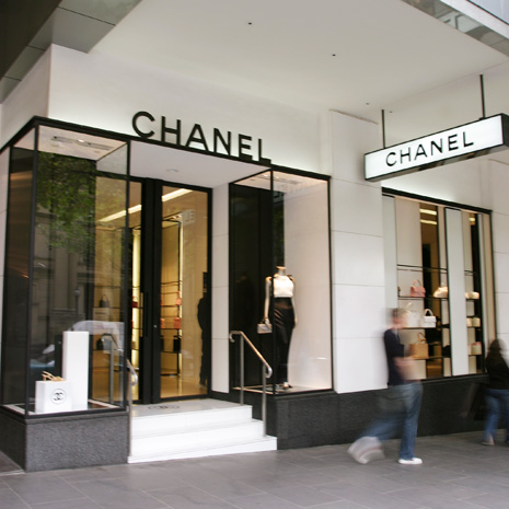 Chanel Collins St