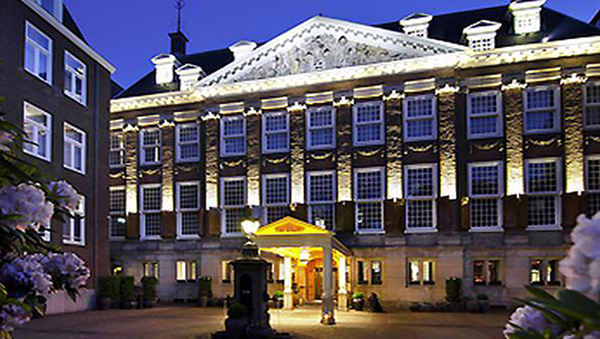 is it really the best hotel the grand amsterdam the lux traveller