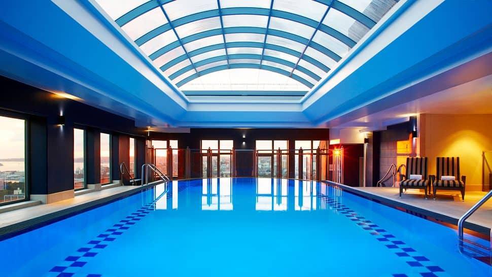 Sheraton-indoor-heated-pool