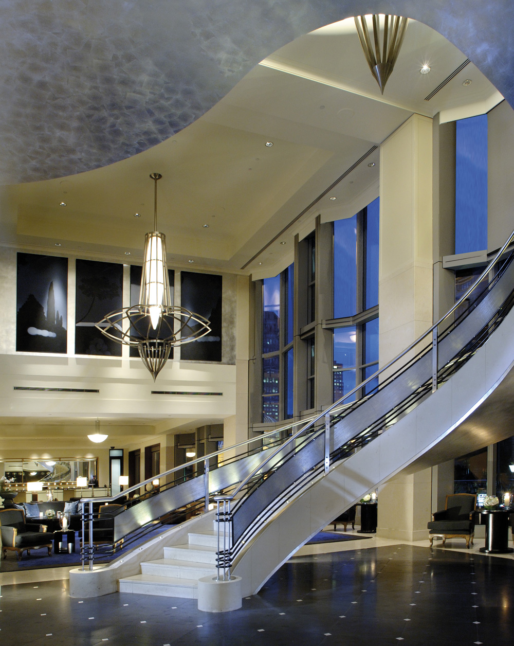 Westin-Melbourne-Lobby