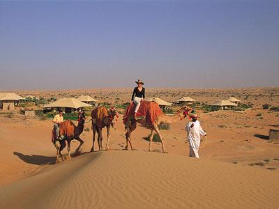 al-maha-camel-ride