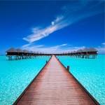 maldives wharf