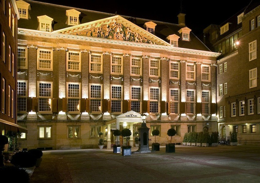 Is it really the best hotel the grand amsterdam the lux for Amsterdam hotels
