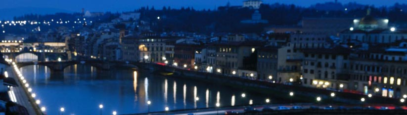 Night-view-florence