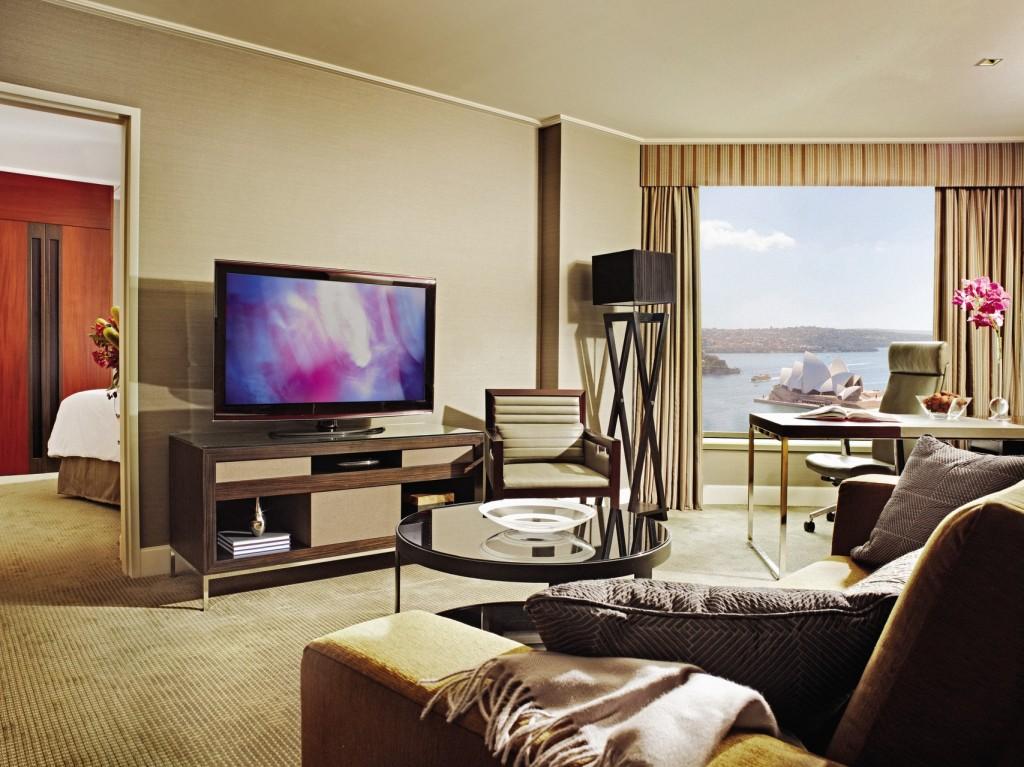 Executive Harbour View Suite Fs Sydney