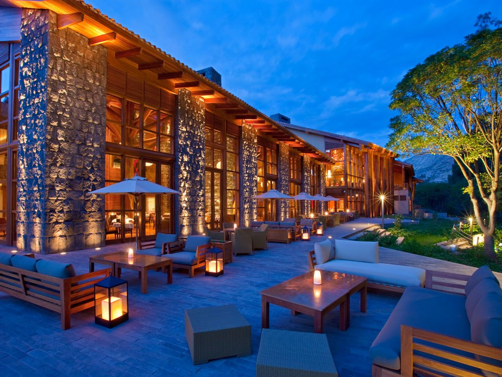 Top 5 luxury hotels in peru the lux traveller for Great small luxury hotels