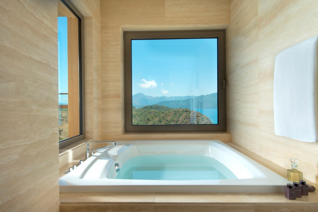 Best hotel on turkish riviera amazing d hotel maris the lux traveller Bathroom design spa look