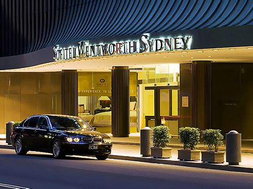 Sofitel Wentworth Sydney, number six in Australia, number 159 in the world.