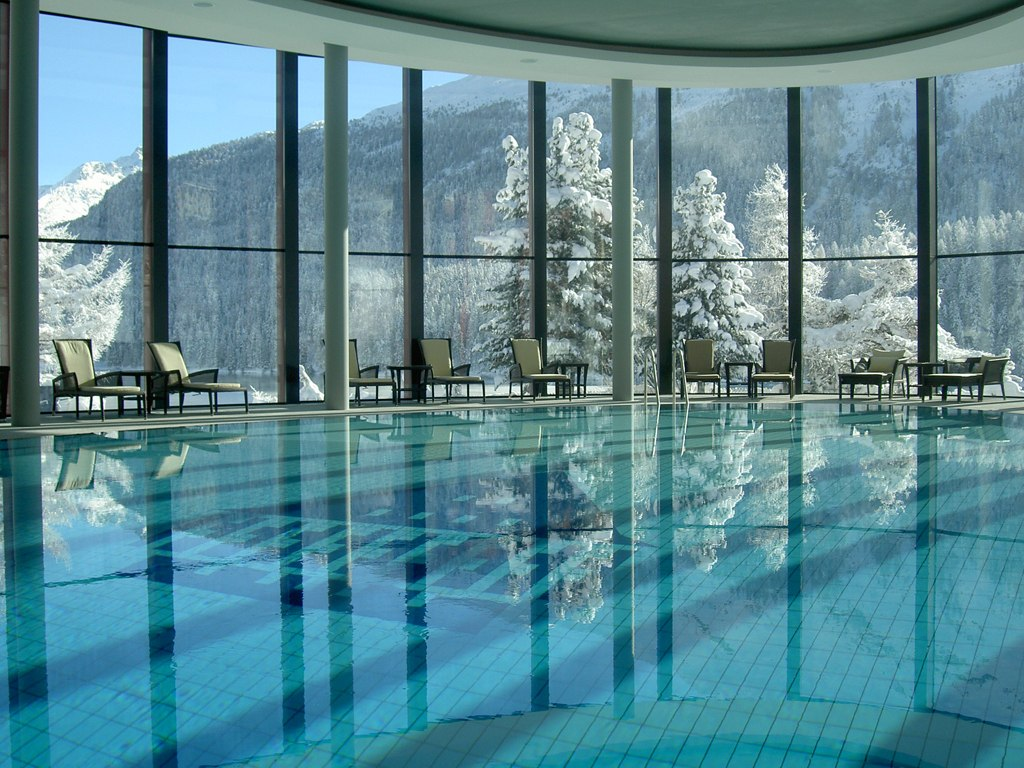 Badrutt S Palace Hotel St Moritz