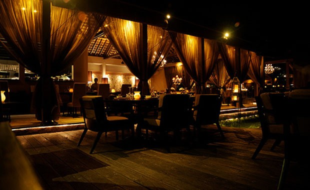 Sarong Restaurant Exceptional Romantic Restaurant In Bali The Lux Traveller