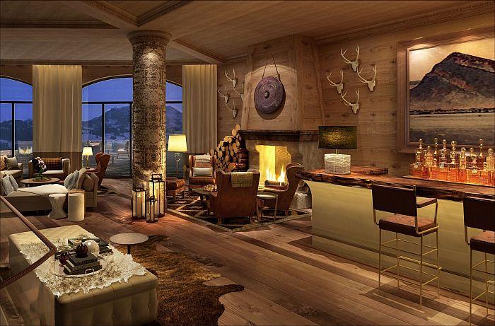 Alpina Hotel Spa Gstaad