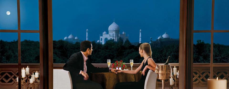 Amar Vilas Private Dinner, Agra
