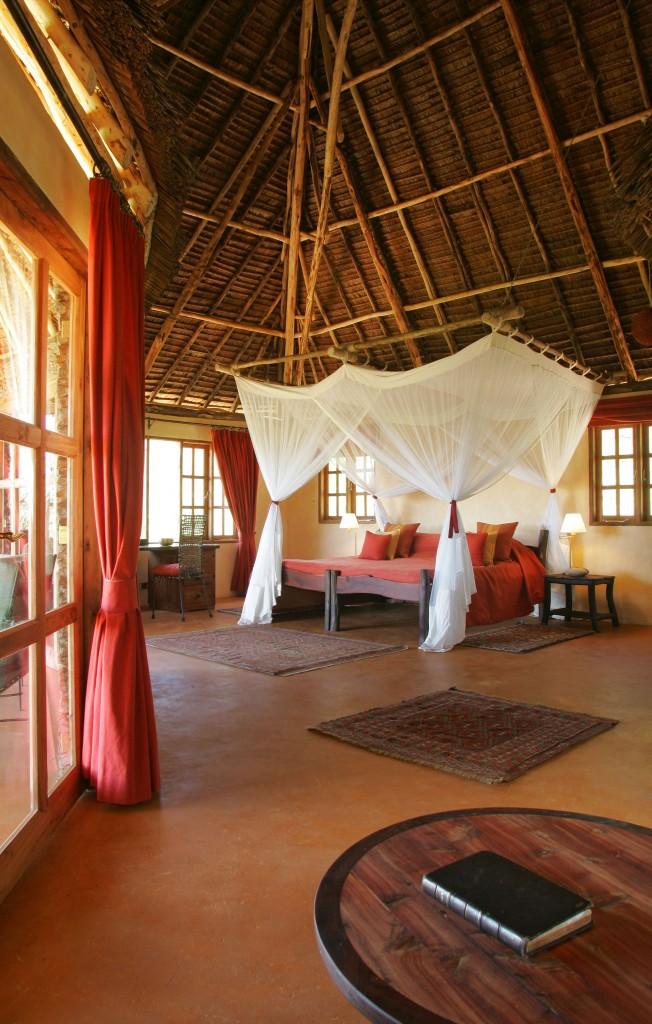 Loisaba Cottage - Bedroom 2