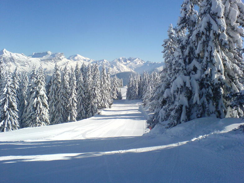 Megeve_France_Early_morning