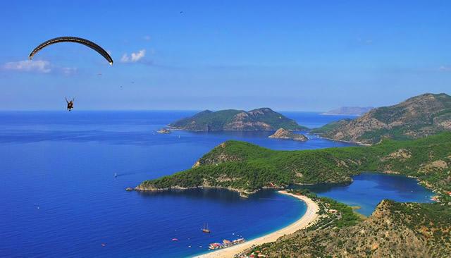 Oludeniz Fethiye Turkey