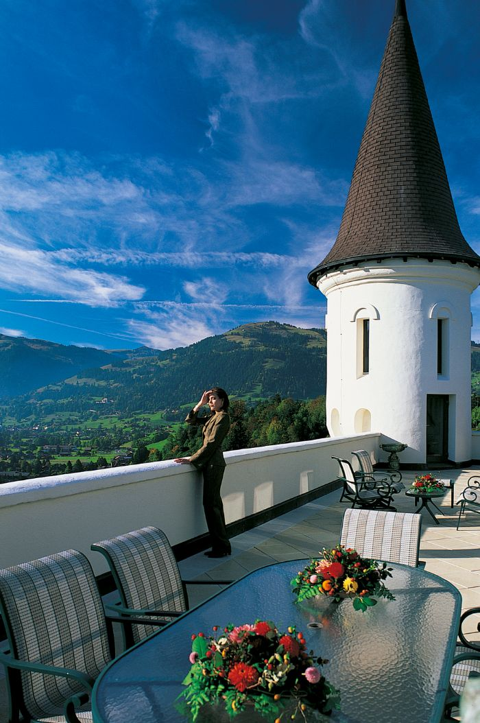 3 best luxury hotels in gstaad switzerland the lux for Design hotels alps