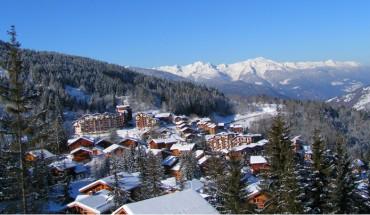 3 Valleys Ski Resorts, France