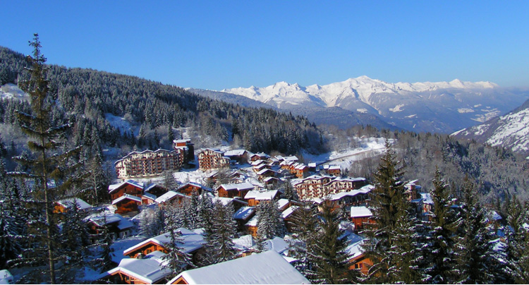 3 Valleys Ski Resorts, France