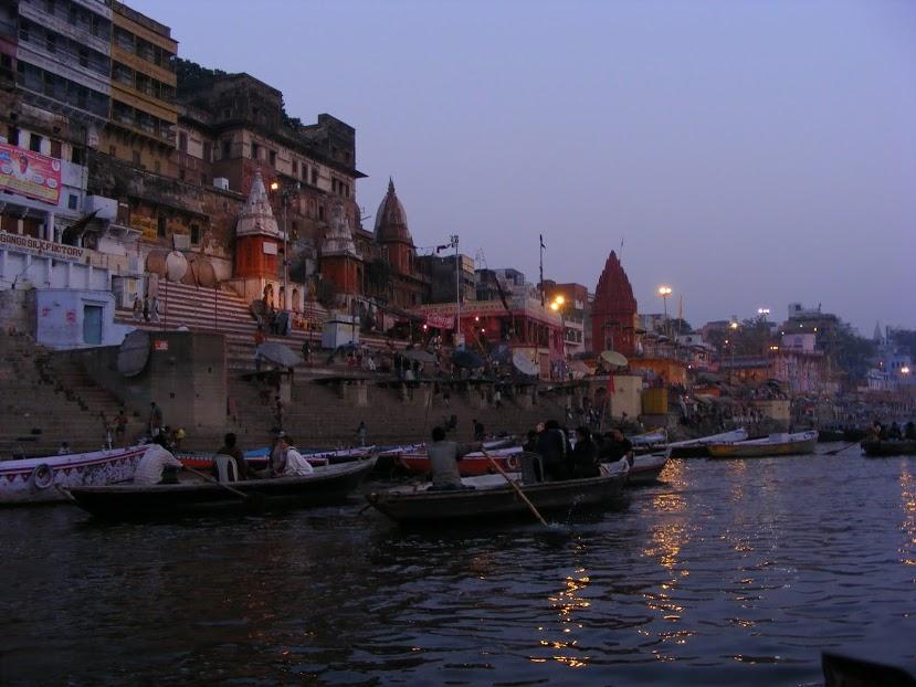 Ghat at Varanasi 1