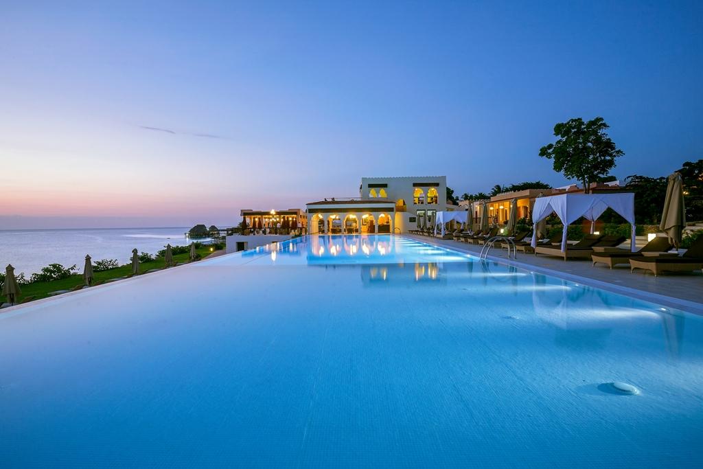 The top 3 luxury resorts in zanzibar the lux traveller for Hotels zanzibar