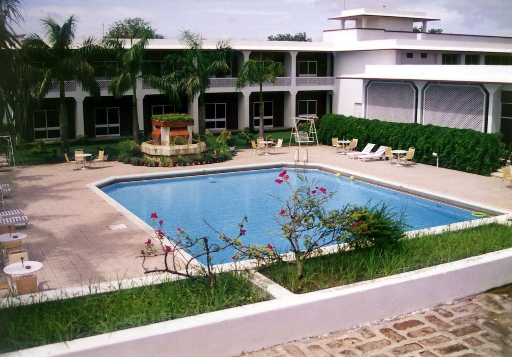 Taj Chandela Hotel