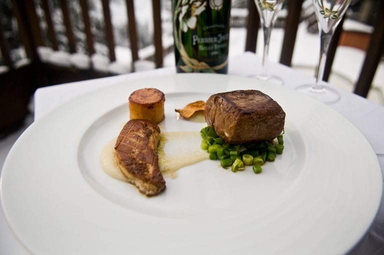chalet-dining-meat-dish