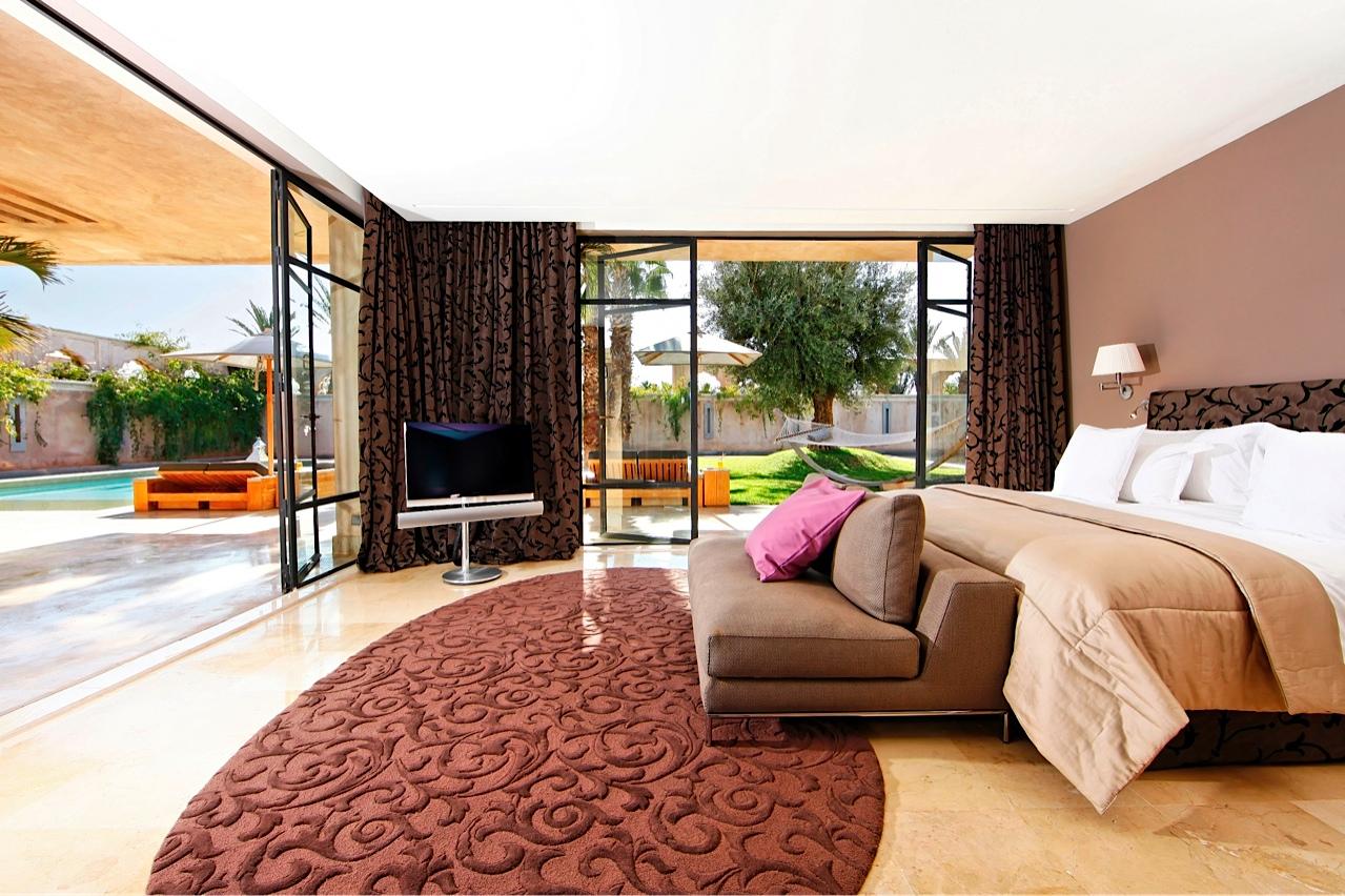 Villa Namaska Bedroom