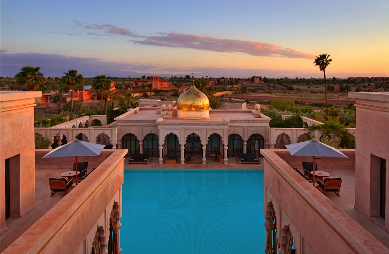 Palais Namaskar Marrakesh, Morocco