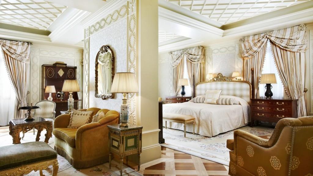 Hotel Grande Bretagne Athens Royal Suite