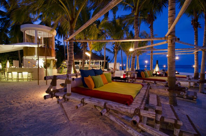Jumeirah Dhevanafushi - Mumayaz Restaurant