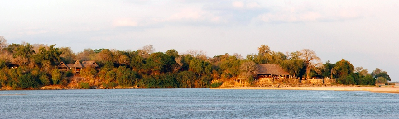 Sand River Selous - scenery