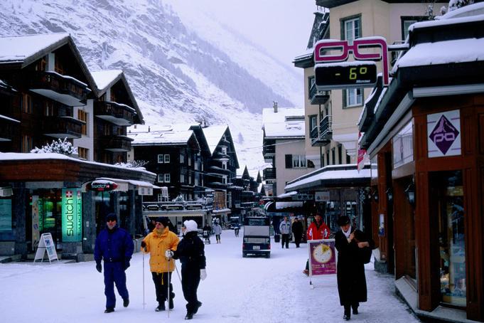 Village-zermatt
