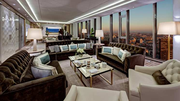 Top 6 luxury suites in europe the lux traveller for Presidential suite waldorf astoria