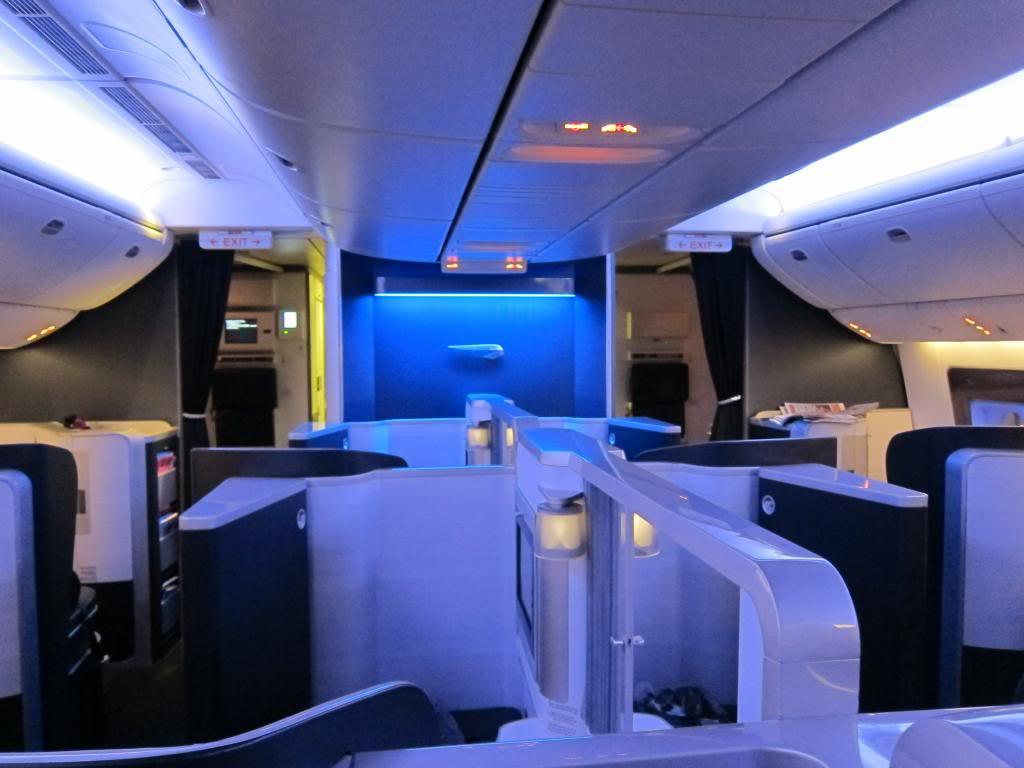 Review Of First Class British Airways Service, London - Dubai BA ...