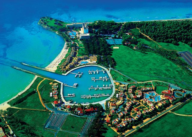 Sani Resort and Marina