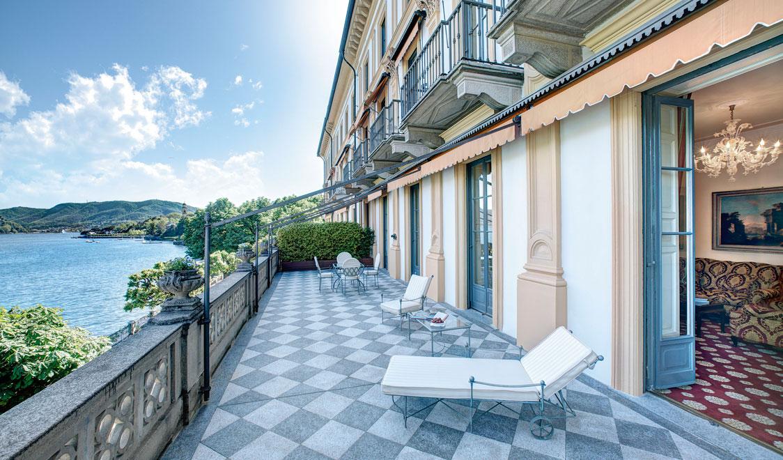 Villa D Este Restaurant Lake Como Italy