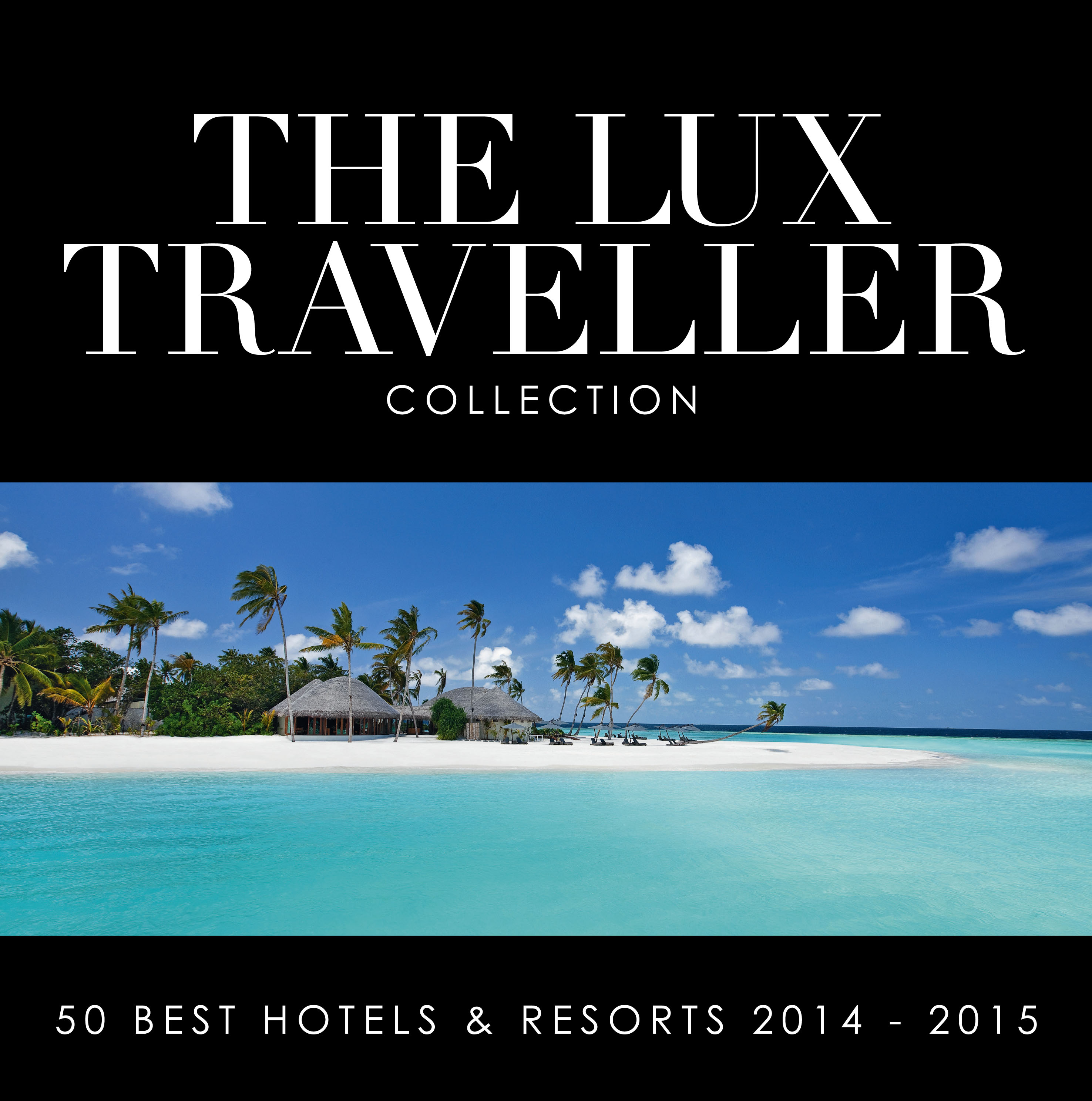 The Lux Traveller Collection Cover