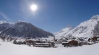 Val d'Isere village