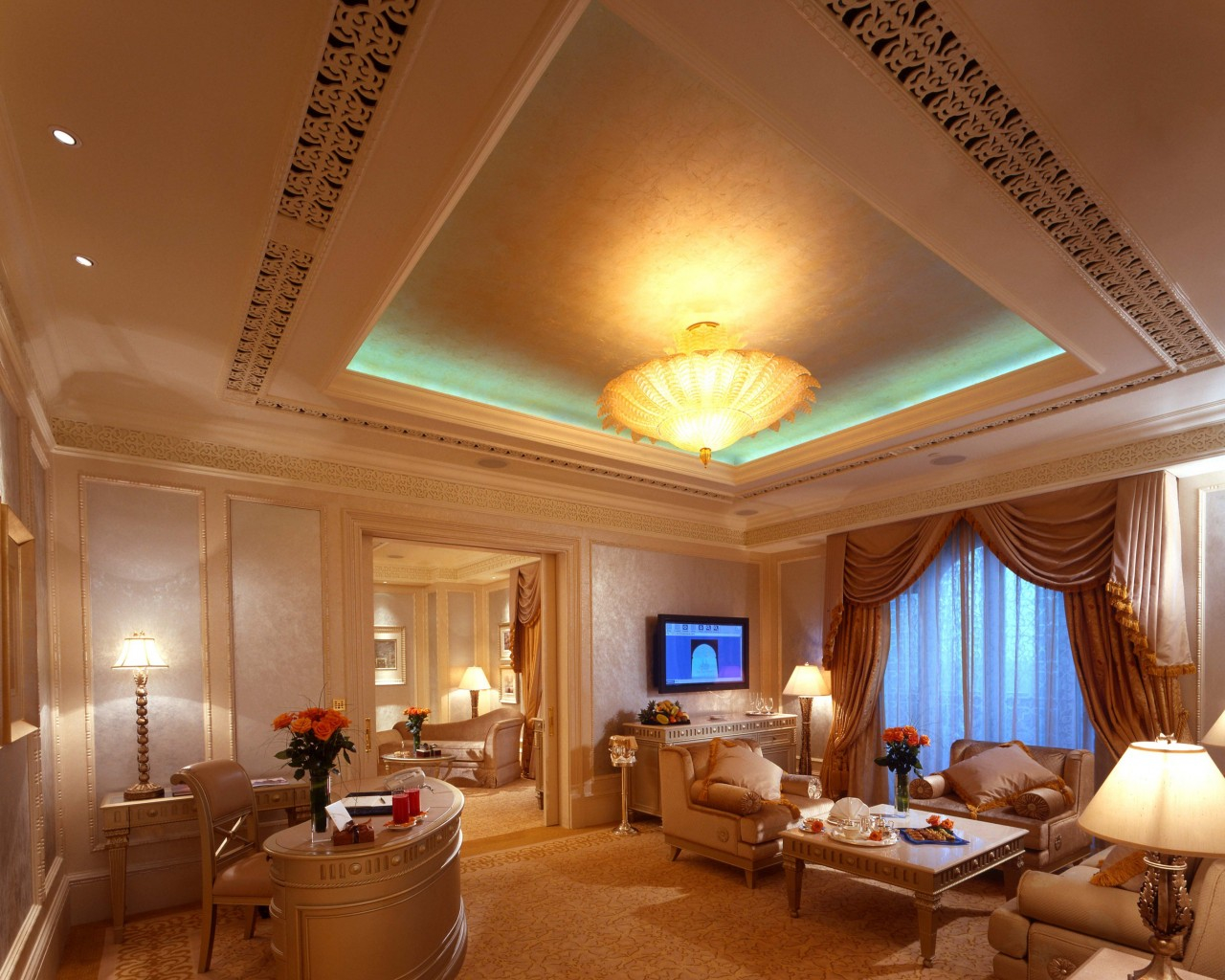 Emirates Palace A Royal Hotel In Abu Dhabi The Lux